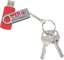 Med Alert ID Digital Device